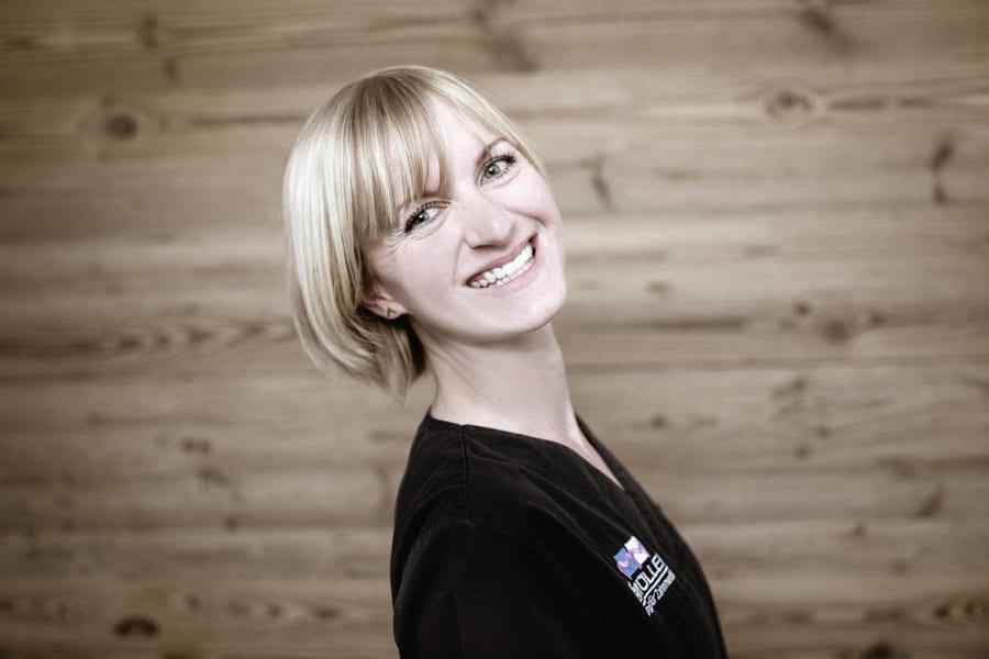 Annabelle Möller Mitarbeiterin der Praxis Dres Müller Rennerod