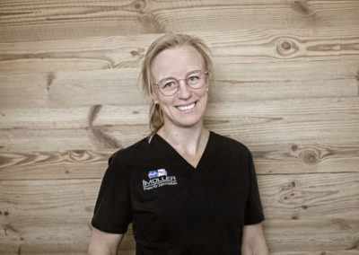 Anne-Carina Schell, Patientenbetreuung & Empfang