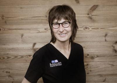 Claudia Steuper, Patientenbetreuung & Empfang